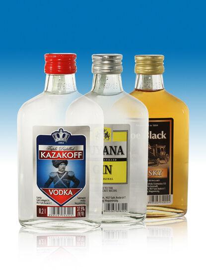 Joe Black whisky 40% 0,2l