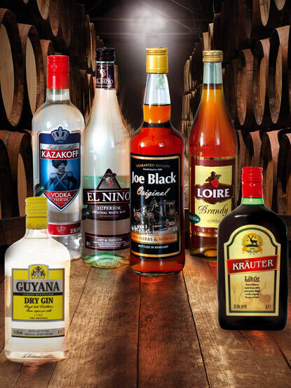 Loire brandy 36% 0,7l