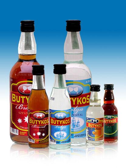 Butykos mézes szilva likőr 24,5% 0,04l