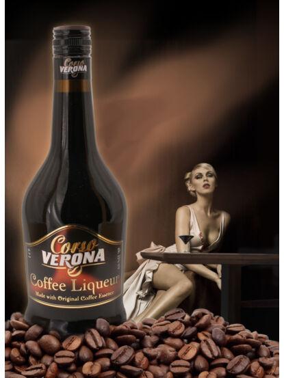 Corso Verona kávélikőr 24,5% 0,7l