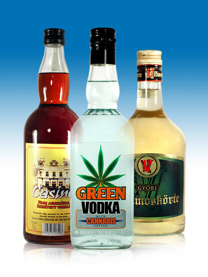 Ízesített vodka