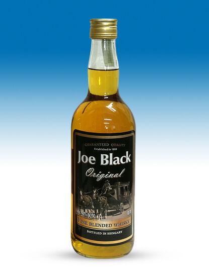joe black whisky