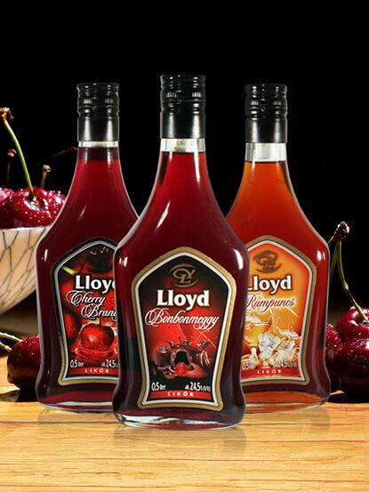 Bonbonmeggy Cherry Brandy Rumpunch