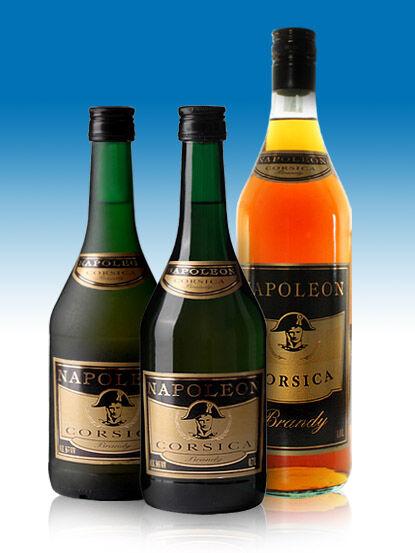 Napoleon brandy szeszesital