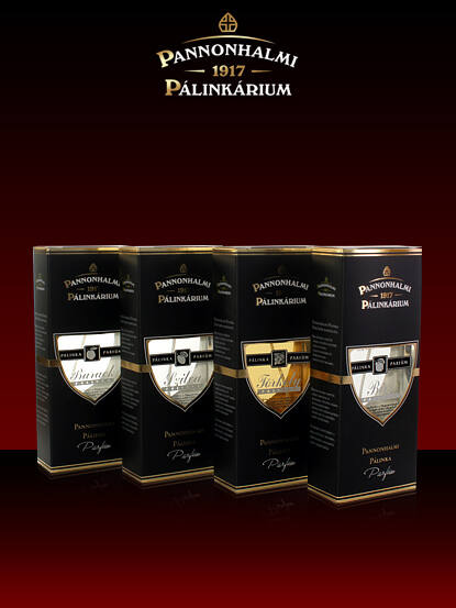 Pálinka Parfüm Barackpálinka 40% 0,1l