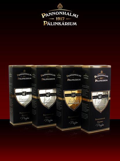 Pálinka Parfüm Törkölypálinka 40% 0,1l