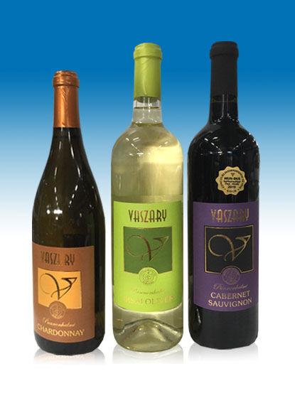 Tramini (száraz) bor 0,75l