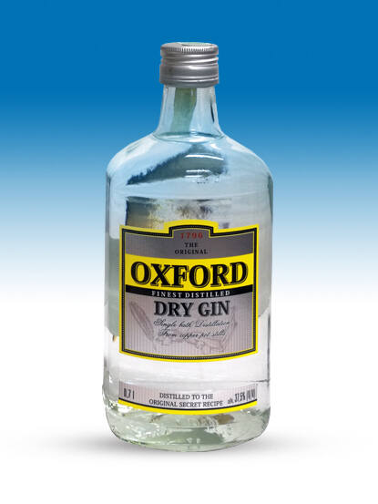 guyana oxford gin