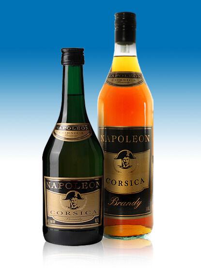 Napoleon Corsica brandy 36% 0,7l